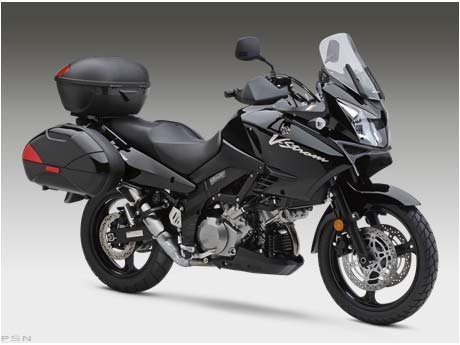 2012 V-Strom 1000 Adventure