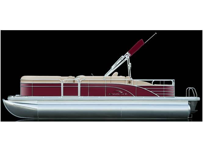 Mercedes  Benz of Pontoon Boats.  Saltwater Specialists