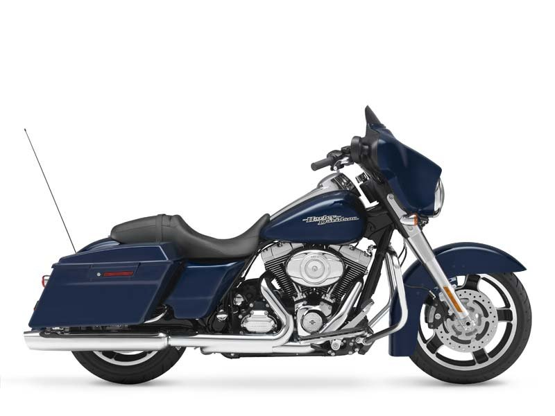 2012 Street Glide with Screamin' Eagle pipes, GPS, ABS, Heavy Breather Intake, Bag Liners, Alarm, Cruise Control and more!!