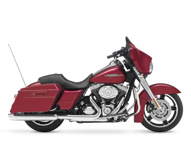2012 FLHX Street Glide