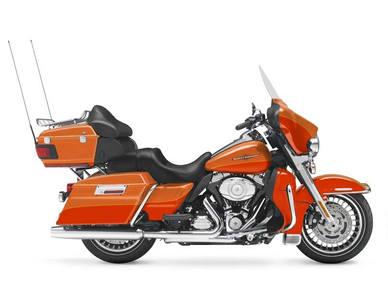 2012 Harley-Davidson FLHTK Electra Glide Ultra Limited