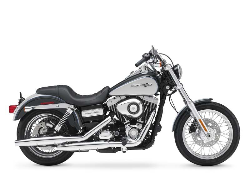 2012 Dyna Super Glide Custom