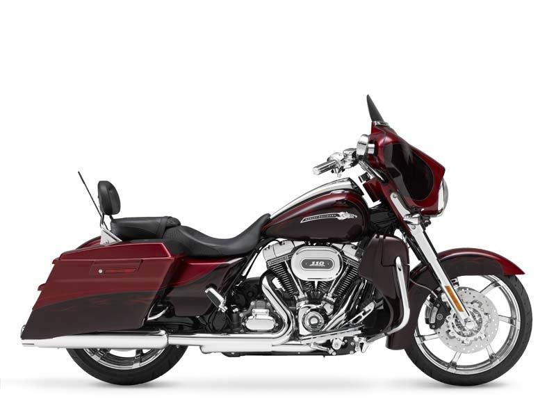 2012 Harley-Davidson CVO� Street Glide�