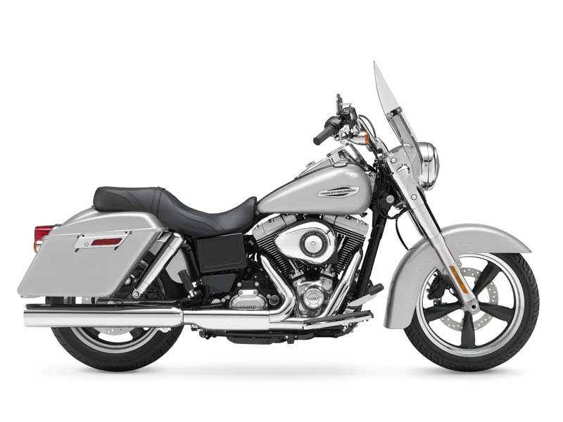 2012 Harley-Davidson FLD Dyna Switchback