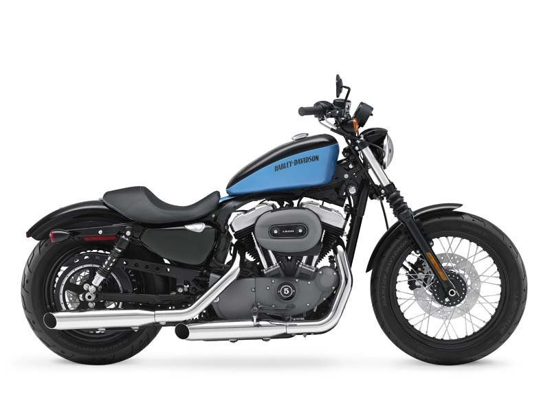 2012 Harley-Davidson XL1200N Sportster 1200 Nightster
