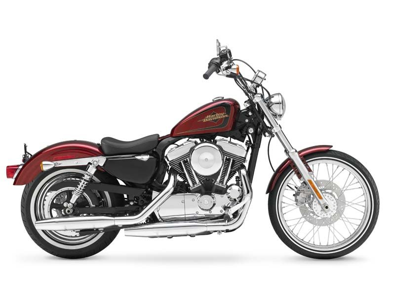 2012 Harley-Davidson XL1200V Sportster Seventy-Two