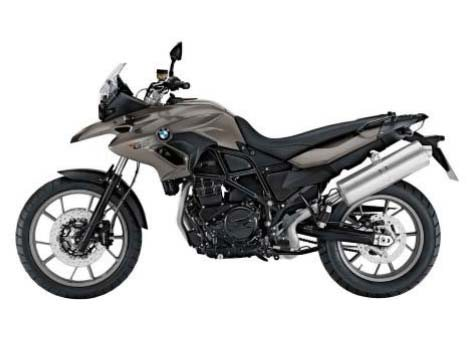 2013 F 700 GS