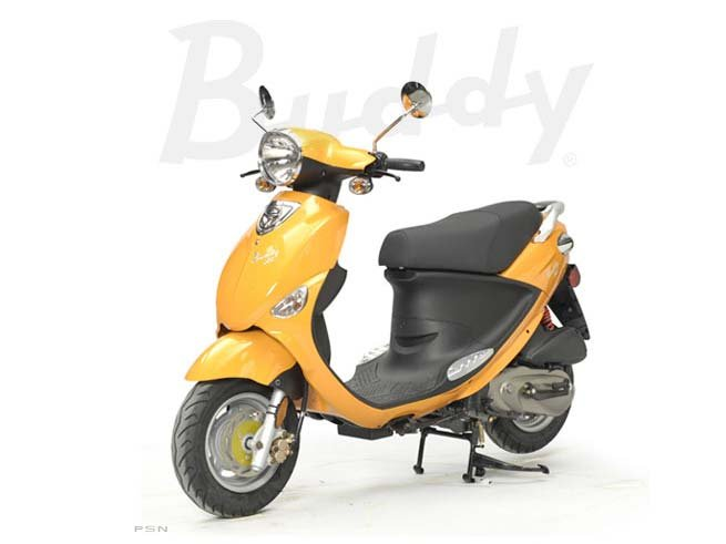 Genuine Scooter Buddy (50 cc) 2012