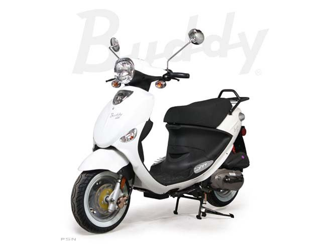 Genuine Scooter Buddy (50 cc) 2012