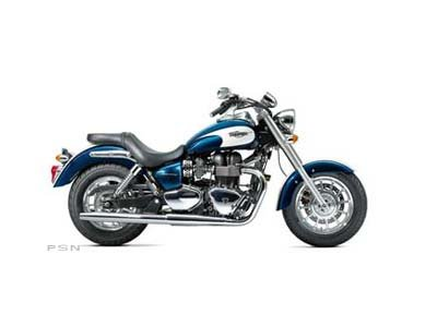 2012 Triumph America