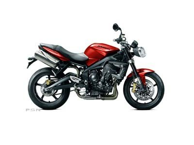 2012 Triumph Street Triple R