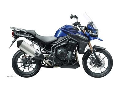 2012 Tiger Explorer ABS - Sapphire Blue