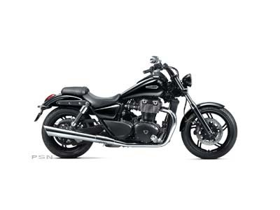 2013 Triumph Thunderbird Storm ABS - Jet Black