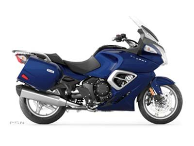 2013 Triumph Trophy SE - Pacific Blue
