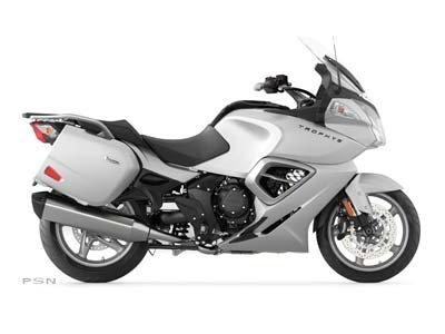 2013 Triumph Trophy SE - Lunar Silver