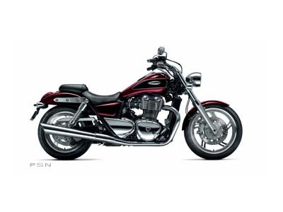 2013 Triumph Thunderbird ABS - Cranberry Red / Phantom Black