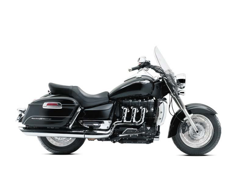 2013 Triumph Rocket III Touring ABS - Phantom Black