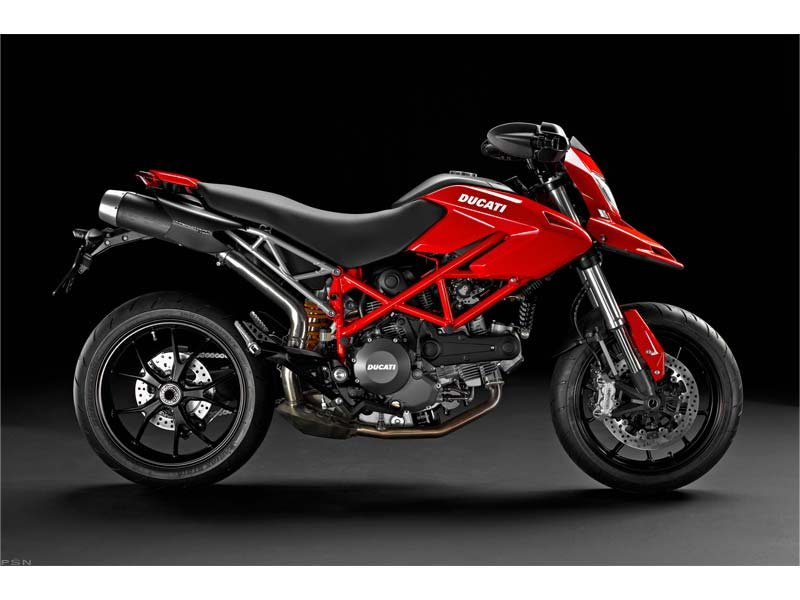 2012 Ducati Hypermotard 796