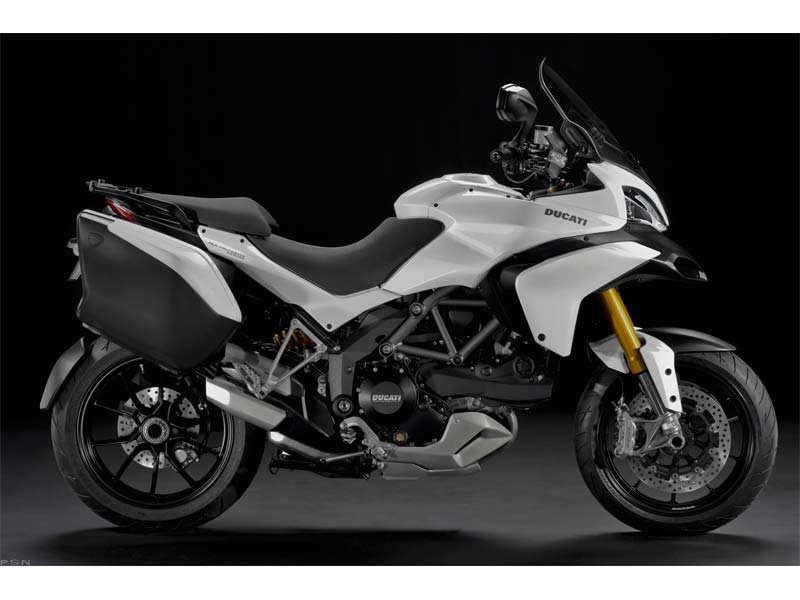 2012 Ducati Multistrada 1200 S Touring