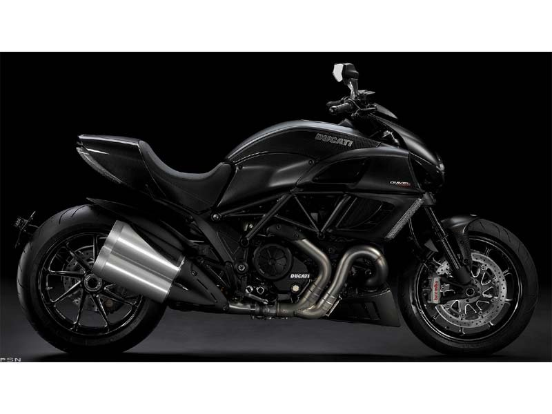 2012 Diavel Carbon