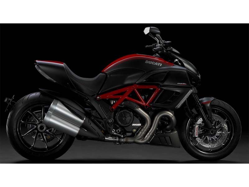 2013 Diavel Carbon