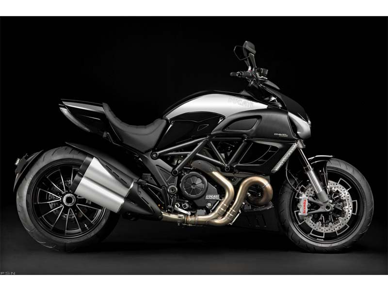 2013 Ducati Diavel Cromo