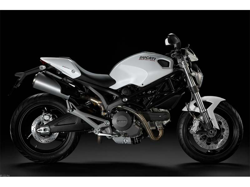 2012 Ducati Monster 696