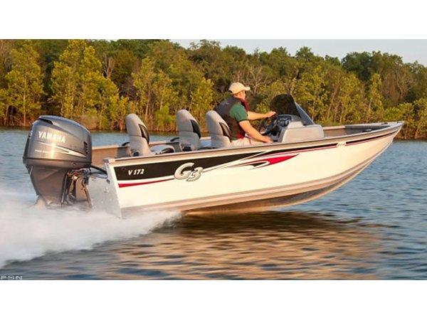 2012 G3 Boats Angler V172 C