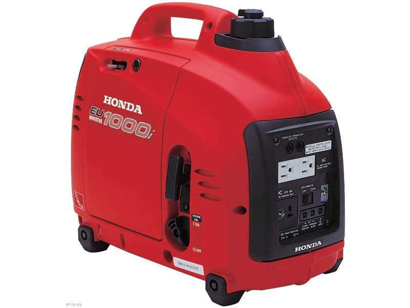 2012 Honda Power Equipment EU1000i