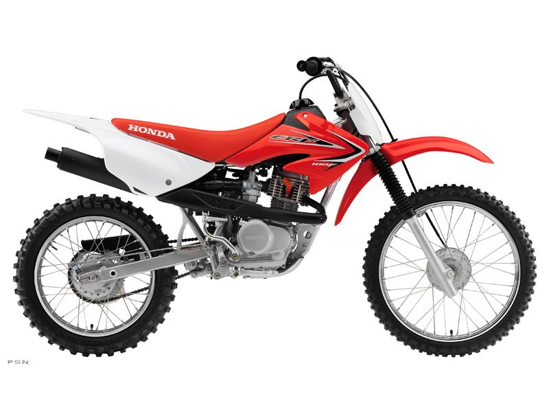 2012 Honda CRF100F