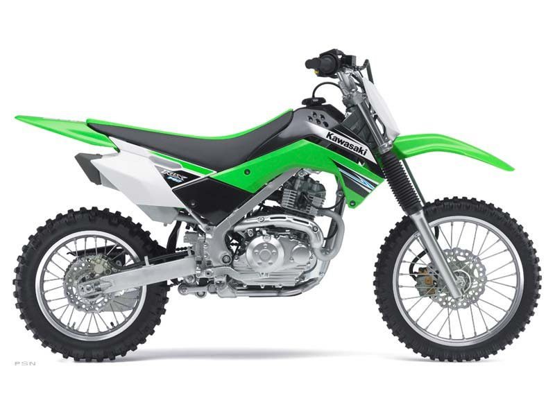 2012 KLX140