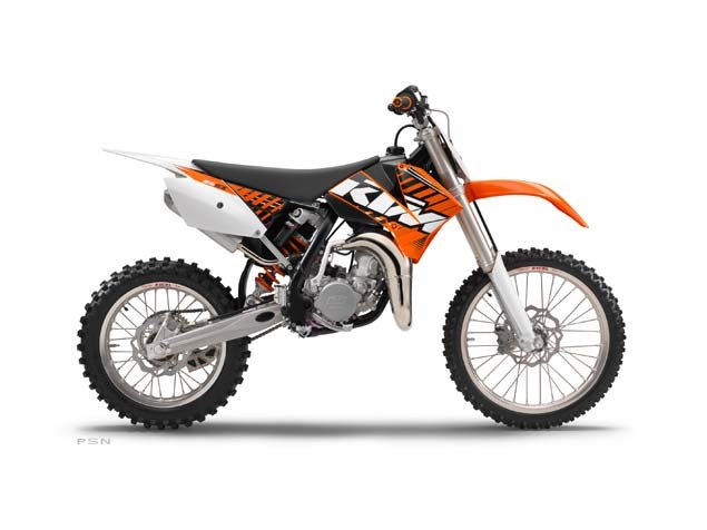 2012 KTM 85 SX