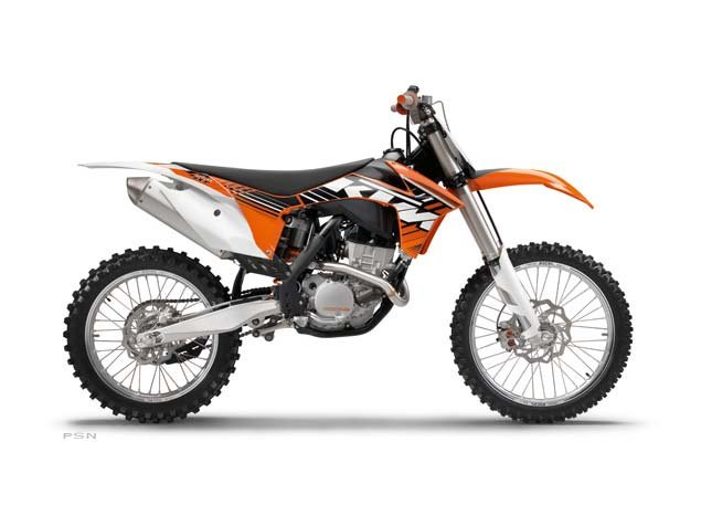 2012 KTM 250 SX-F