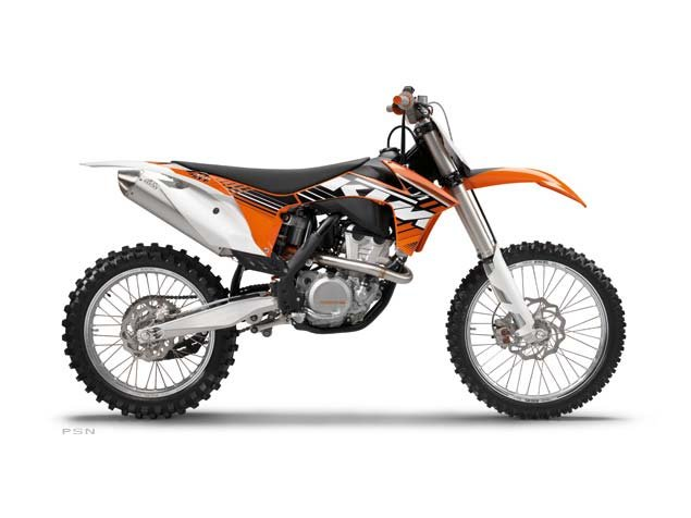 2012 KTM 350 SX-F