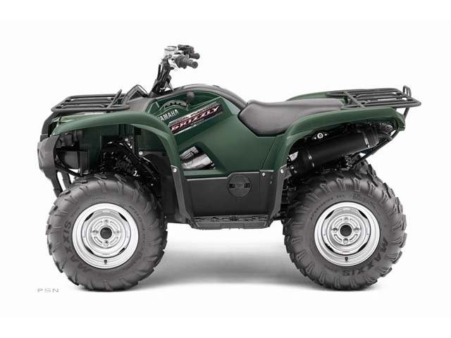 2012 Grizzly 700 FI Auto. 4x4