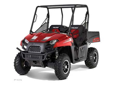 2012 Polaris Ranger 500 EFI Sunset Red LE