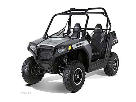 2012 Polaris Ranger RZR� 800 Magnetic Metallic LE