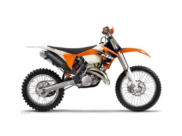 2012 KTM 150 XC