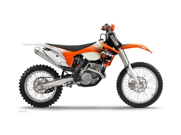 2012 KTM 250 XC-F (Six Days)