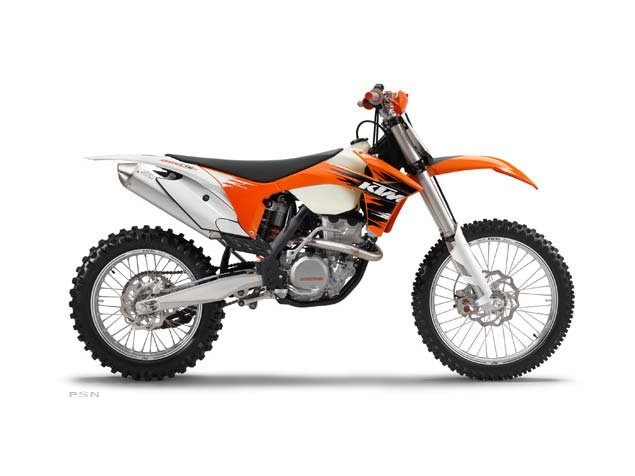 2012 KTM 350 XC-F