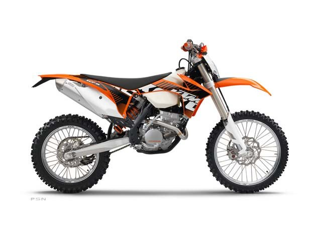 2012 KTM 250 XCF-W