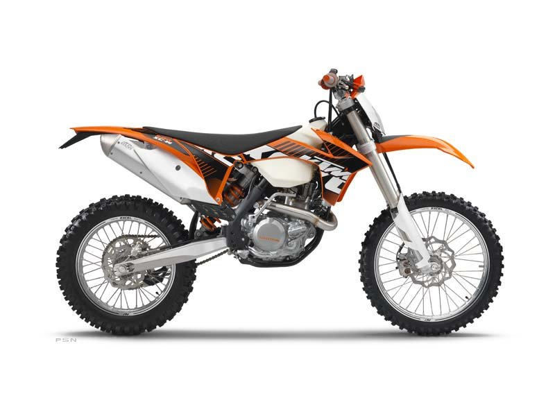 2012 KTM 500 XC-W