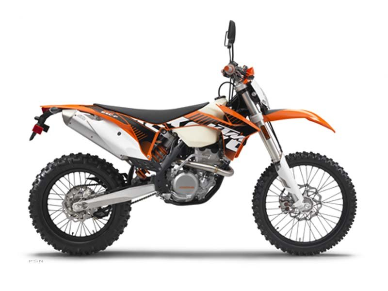 2012 KTM 350 EXC-F