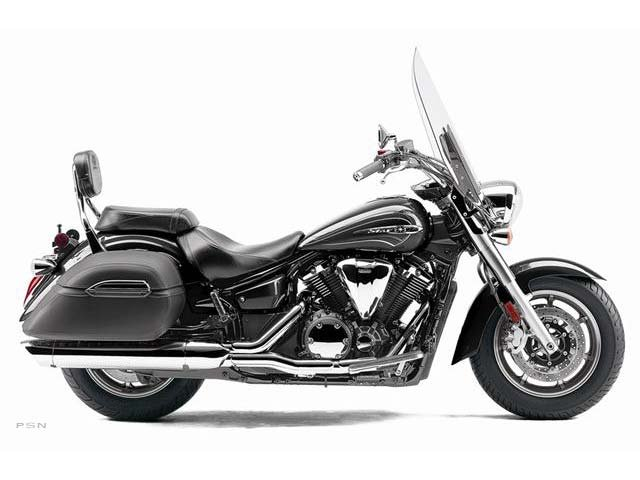 2012 V Star 1300 Tourer