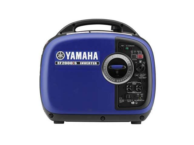 2014 Yamaha Inverter EF2000iS