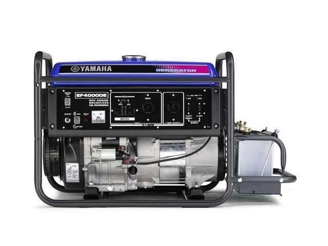 New 2013 yamaha ef4000de generator in kenner louisiana for Yamaha dealers in louisiana