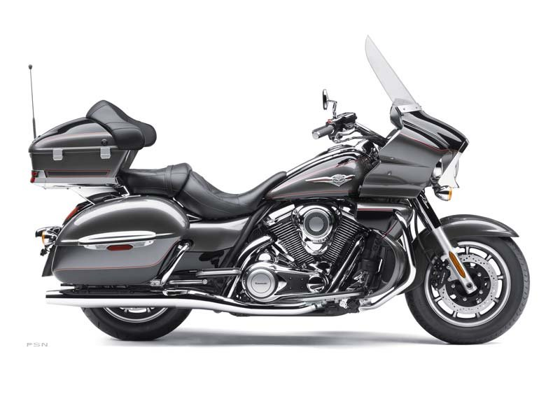 2012 Vulcan 1700 Voyager