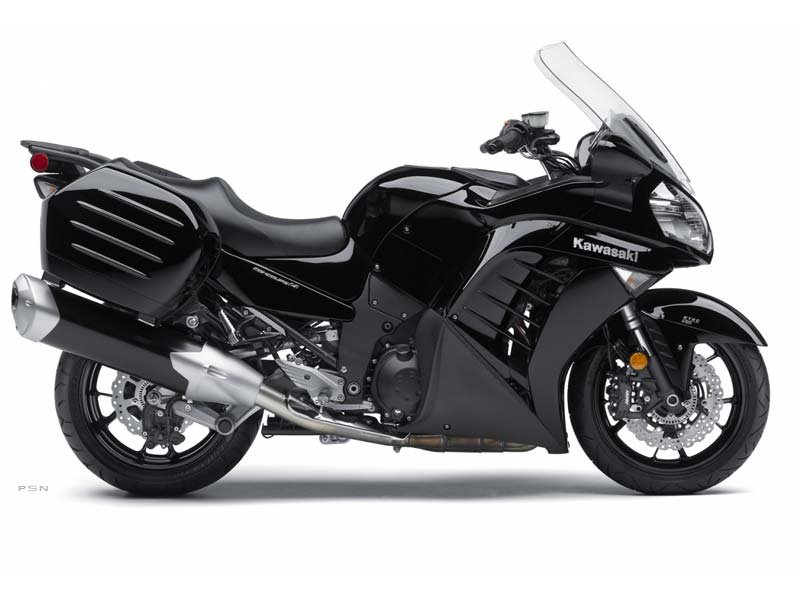2012 Kawasaki Concours 14 ABS
