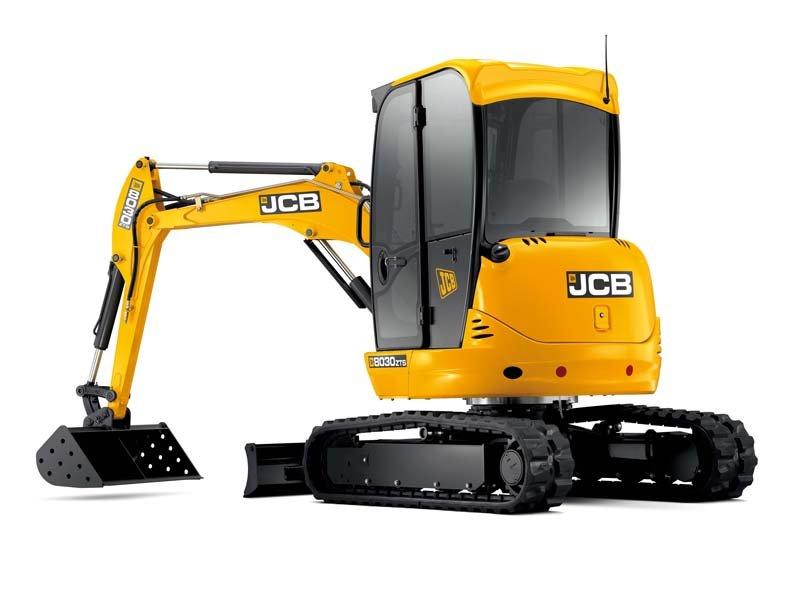 2013 JCB 8030ZTS