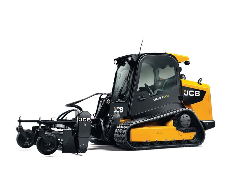 2012 JCB New Generation 300T